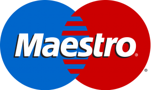Maestro Kreditkarte