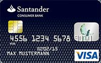 santander classic kreditkarte
