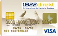1822direkt Visa Gold