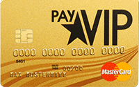 payvip prepaid kreditkarte