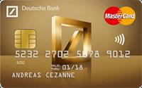 Deutsche Bank Mastercard® Gold