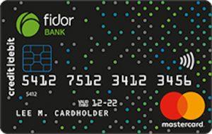 Fidor Debit Mastercard®