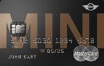 Mini kreditkarte