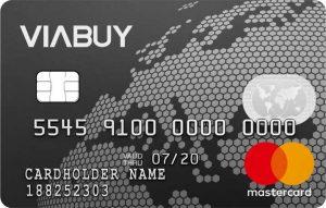 Viabuy Prepaid Mastercard®