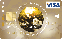 ICS visa world card gold kreditkarte